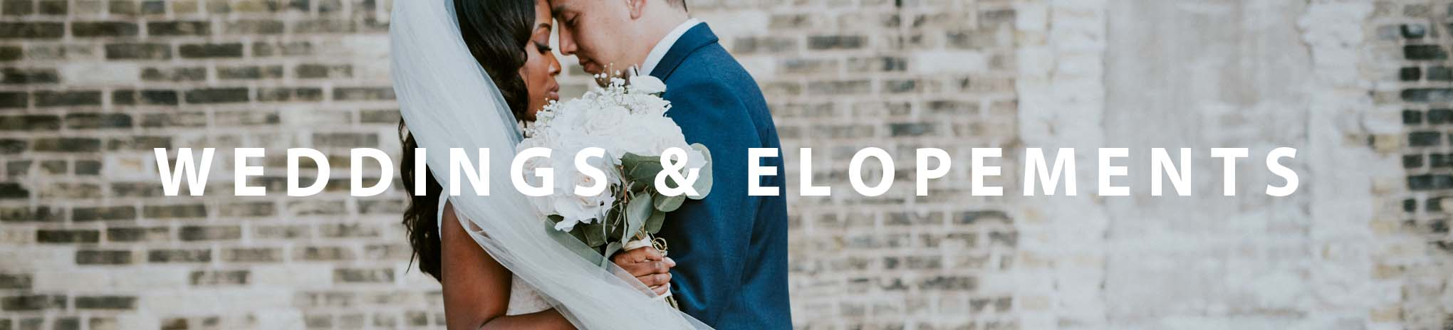 Wisconsin Wedding & Elopement Photographer