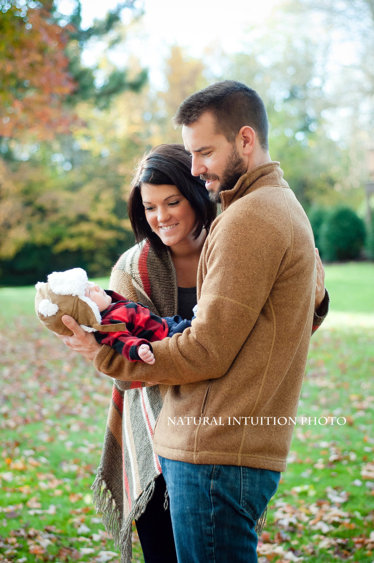 Central Wisconsin Lifestyle Newborn Photography (c) Natural Intuition Photography-02