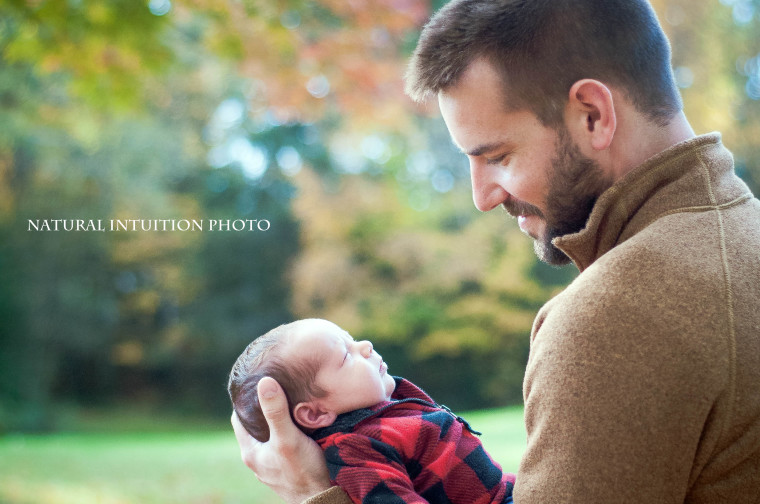 Central Wisconsin Lifestyle Newborn Photography (c) Natural Intuition Photography-05