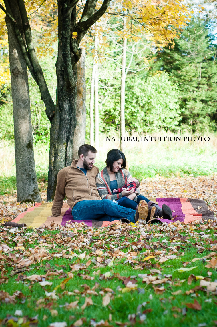 Central Wisconsin Lifestyle Newborn Photography (c) Natural Intuition Photography-07