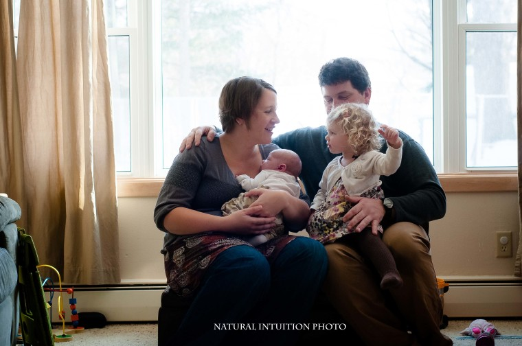 Wisconsin Lifestyle Family Photographer - Scandinavia WI (c) Natural Intutiion Photography Modern Eco Chic Photography 01