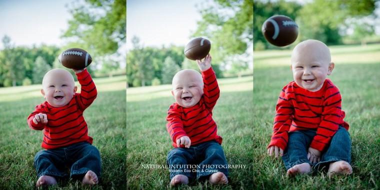 Appleton Wisconsin Family Photographer, Future Aaron Rodgers