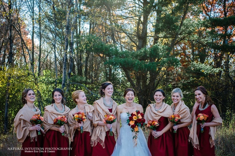 Waupaca WI Stevens Point WI Fall Wedding Photographer (c) Natural Intuition Photography_0043