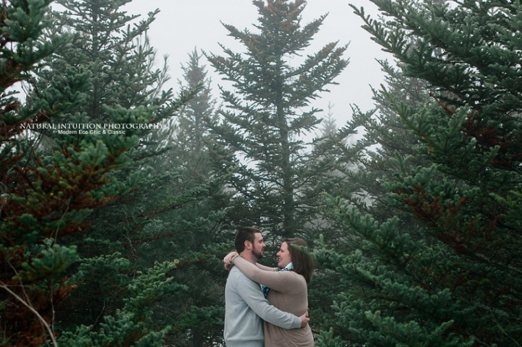 Stevens Point WI Foggy Engagement Sessionv (c) Natural Intuition Photography_0006