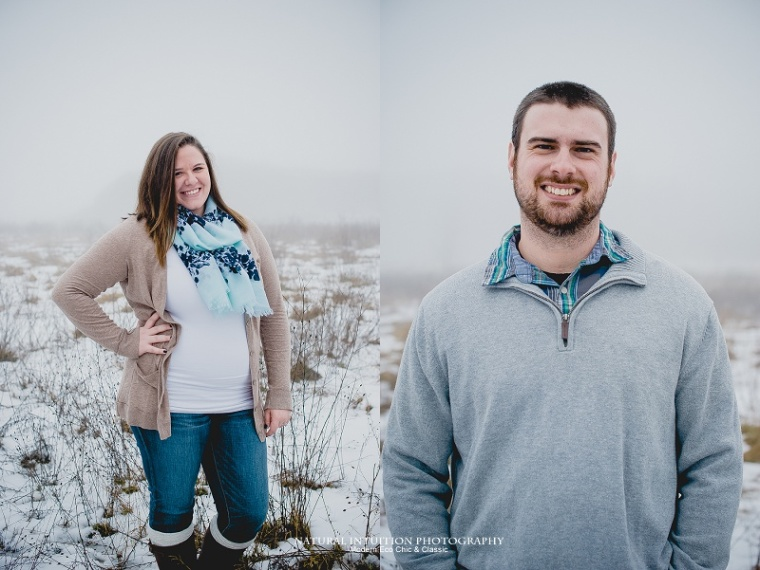 Stevens Point WI Foggy Engagement Sessionv (c) Natural Intuition Photography_0012