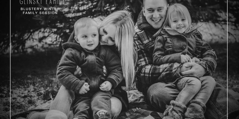 Winter Family Session - Natural Intuition photography / Stevens Point Wisconsin Wedding and Family Portrait Photography