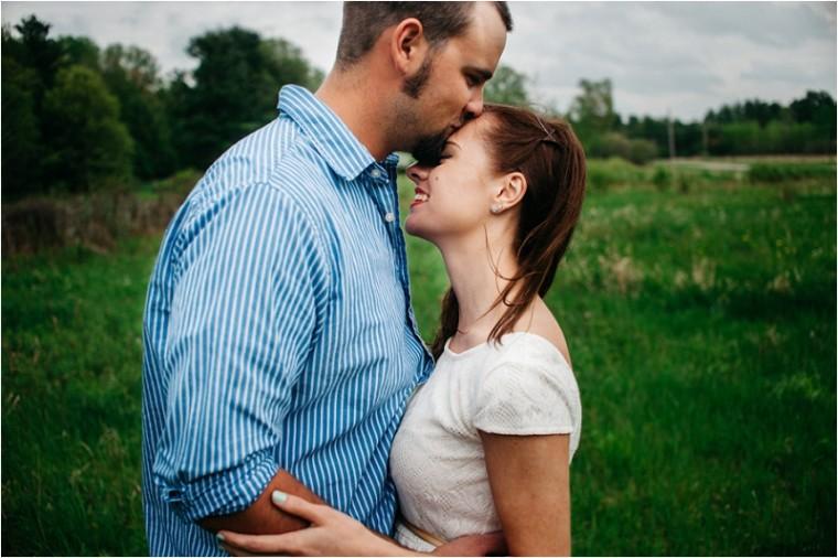 Wisconsin  Wedding Photograher, Madison Photographer, Engagement Session, Engagement with Canoe