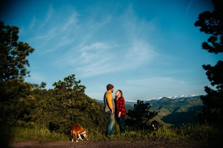 Mountain Engagement, Aniversary Session, Denver Colorado, Colorado Wedding Photgorapher, Wisconsin Engagement Photographer, Wisconsin Wedding Photographer, Destination Wedding Photgographer