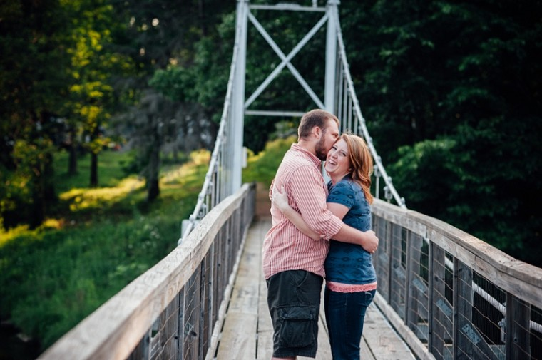 Park Engagement, Stevens Point Engagement Session, Wisconsin Engagement, Madison Photographer