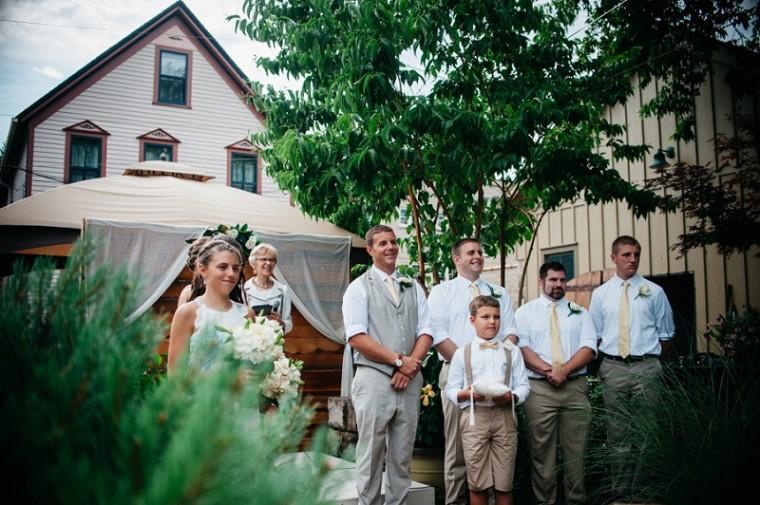 Sanger House Gardens, Milwaukee Wedding, MKE Wedding, Married in Milwaukee, Madison Wisconsin Wedding Photographer, Destination Wedding Photographer