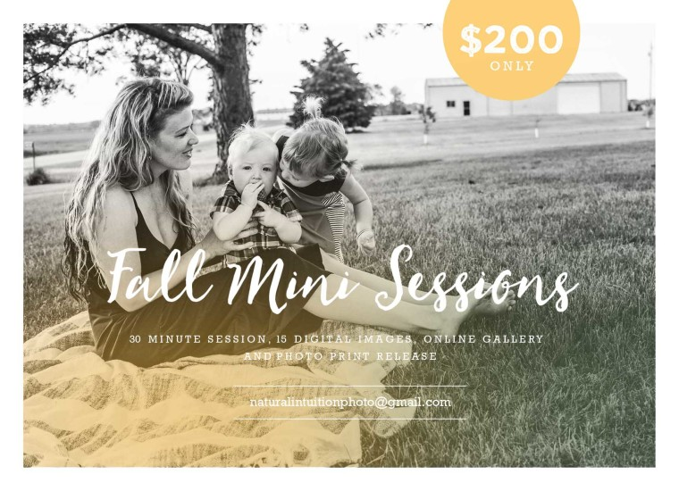 Holiday Family Session, Stevens Point Family Photographer