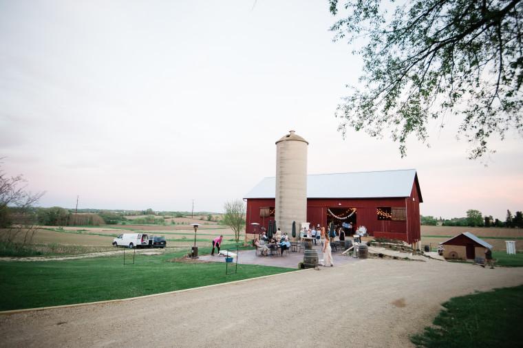 Barn Wedding, Wisconsin Wedding Photographer
