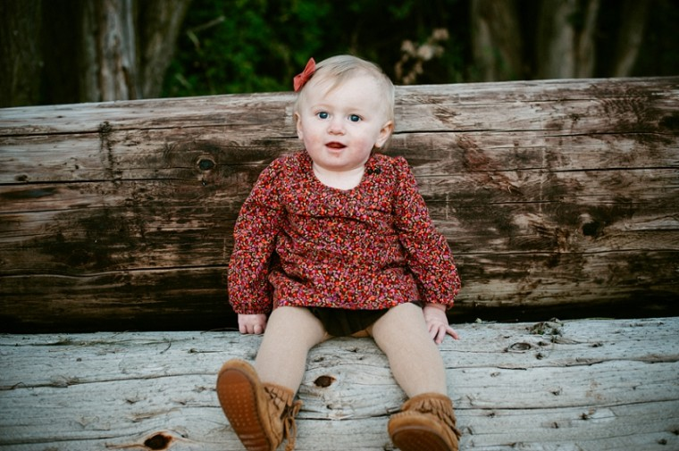 Gap Baby Style Family Session