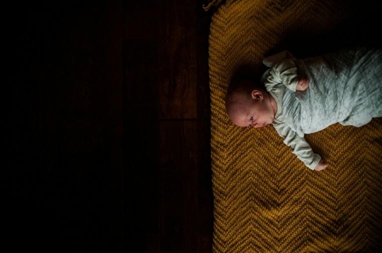 Twins Lifestyle Newborn Photography - Wausau Wisconsin