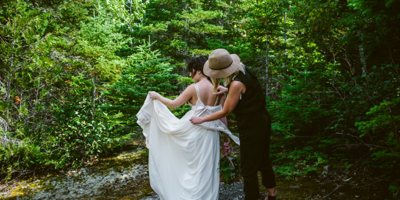 Duluth Minnesota Wedding Photographer - Mountain Elopement - Woven & Wed