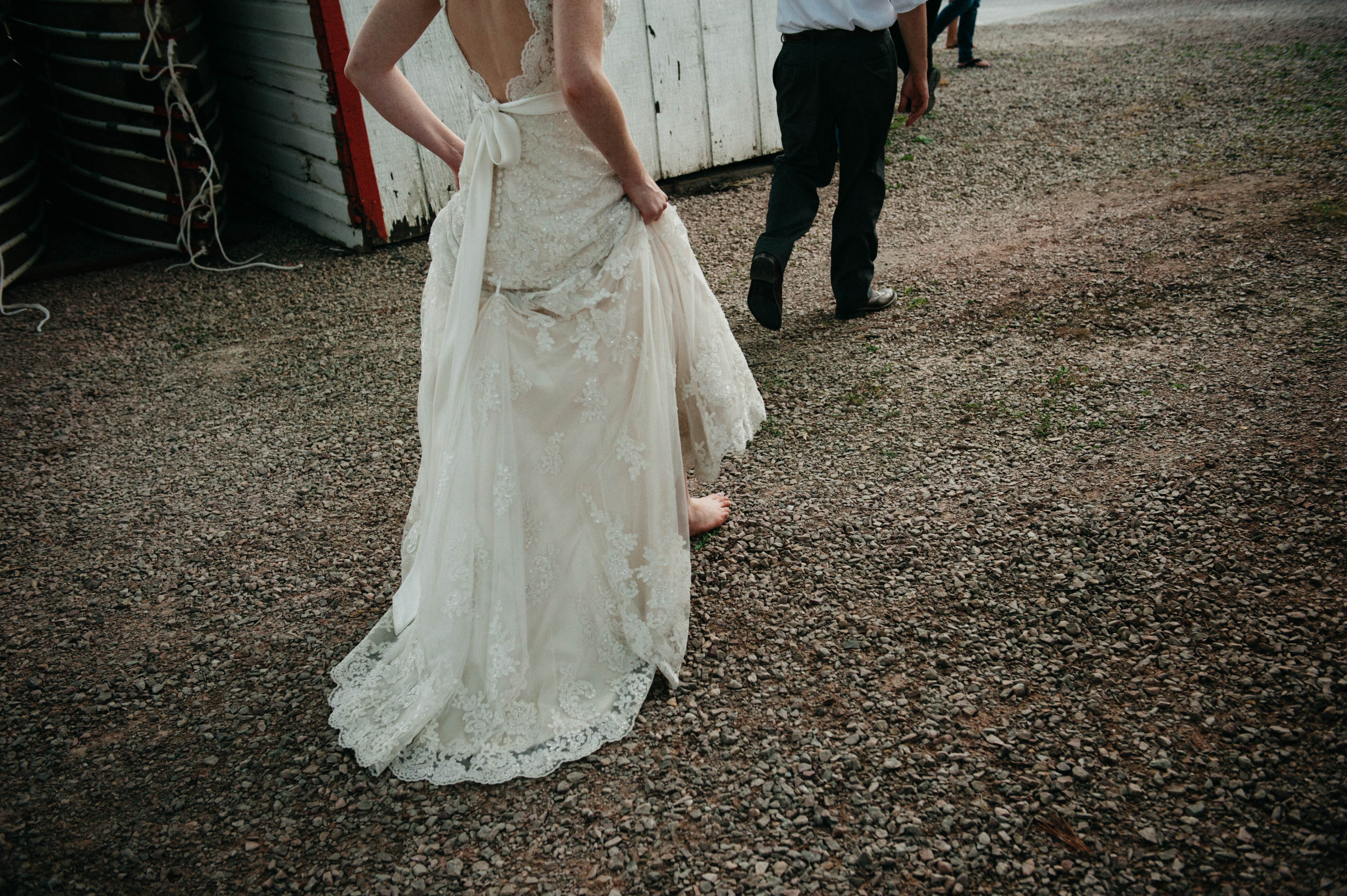 The Barefoot Bride Madison Wi Wedding Photographer