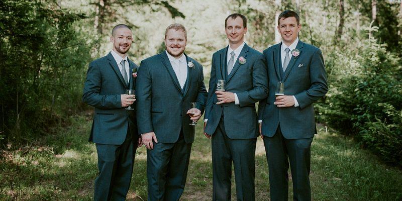 Men's Wedding Style