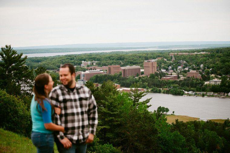 Adventure Engagement Session, Northwoods Engagement, Lake Superior Engagement, engagement on the lake, Madison Wisconsin Wedding Photographer