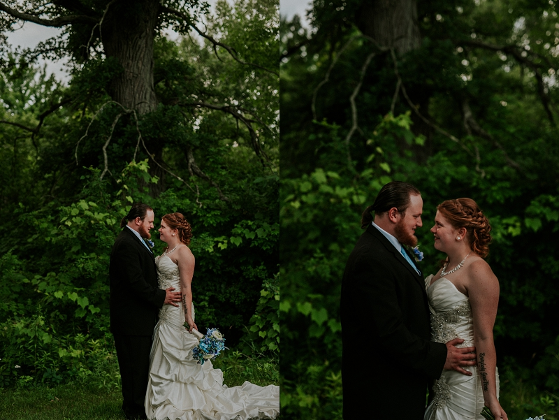 Enchanted Barn Wedding Hillsdale WI Wedding Photographer