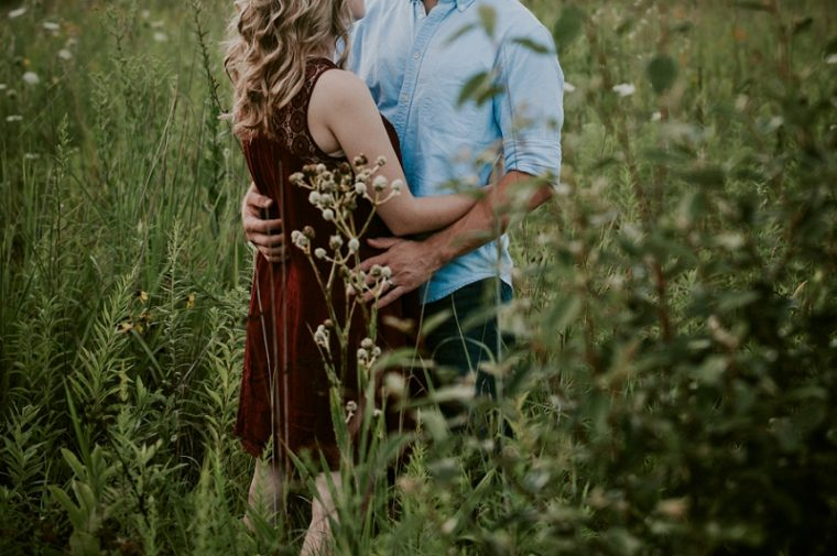 Devils Lake Madison Wisconsin Photographer - Natural Intuition Photography, engagement at the lake, Summer engagement