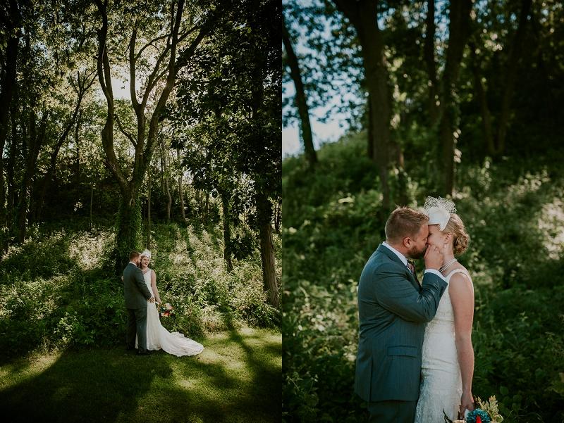 LA Crosse Wisconsin Wedding Photographer