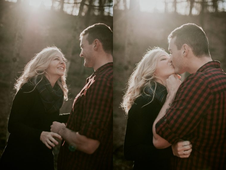 governor dodge state park, Anniversary Session, Madison Wisconsin Anniversary Photographer, Outdoor Engagement , Adventure engagement, engagements with VSCO