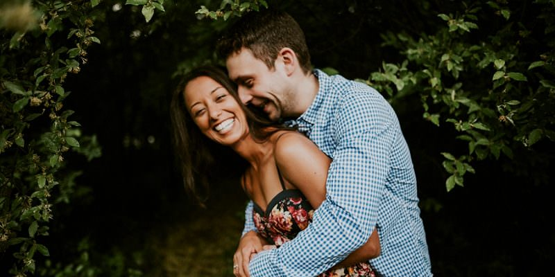 Lake Geneva Engagement, Summer Photos, What to wear to your Engagement Session,