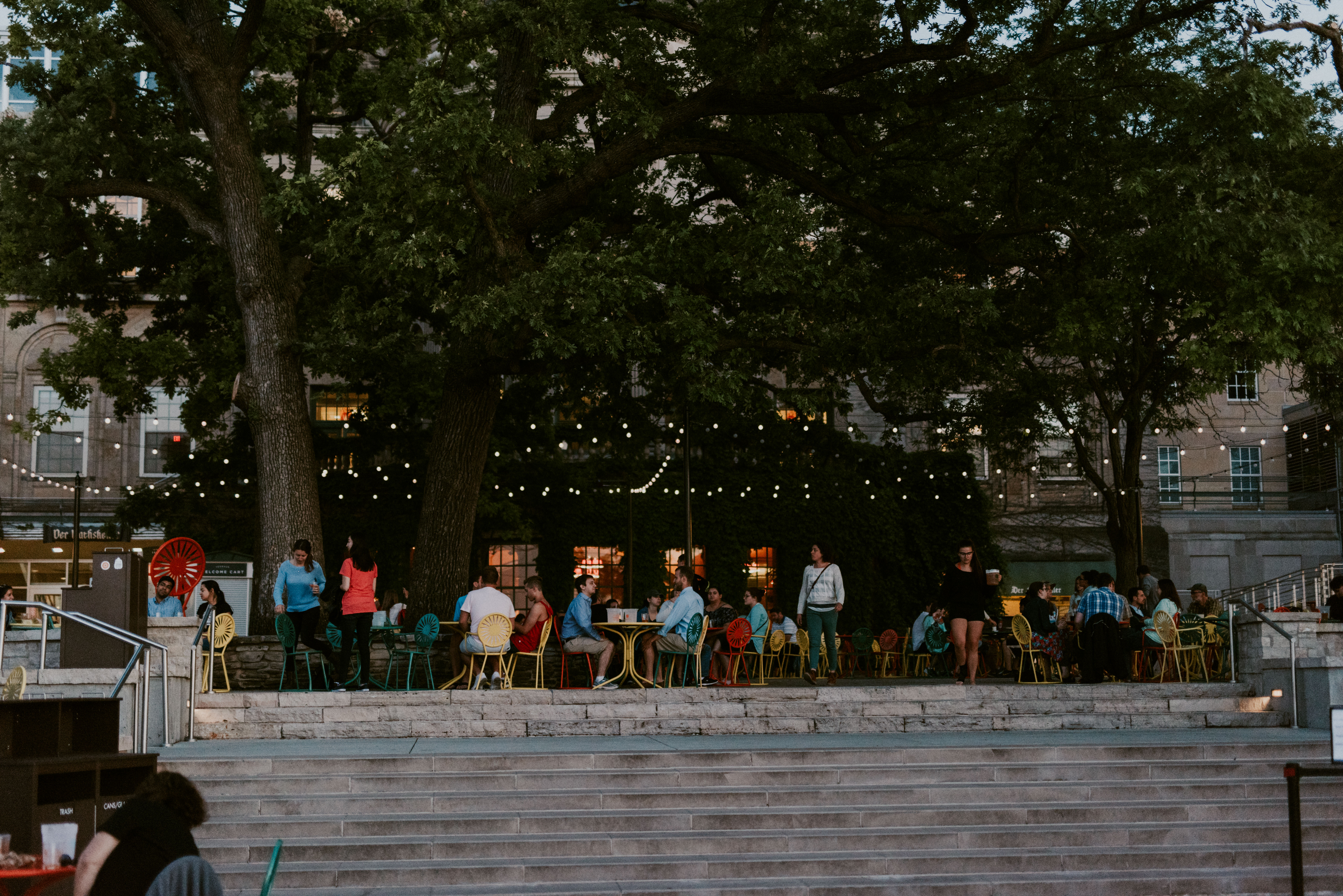 The Memorial Union Terrace | Our Madison Life
