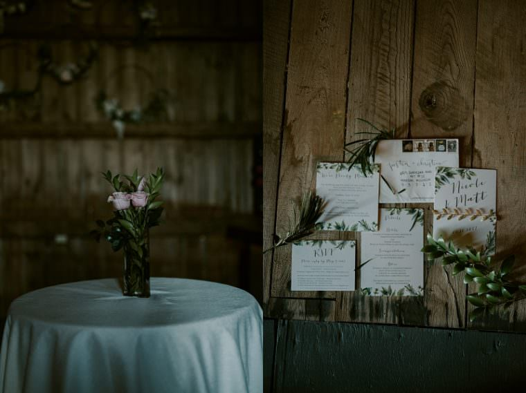 Wisconsin Barn Wedding, Backyard Wedding, Wild Rose Wisconsin, Madison WI Wedding Photographer