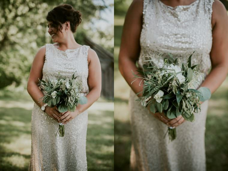 Bridesmaid Photos, Wisconsin Barn Wedding, Backyard Wedding, Wild Rose Wisconsin