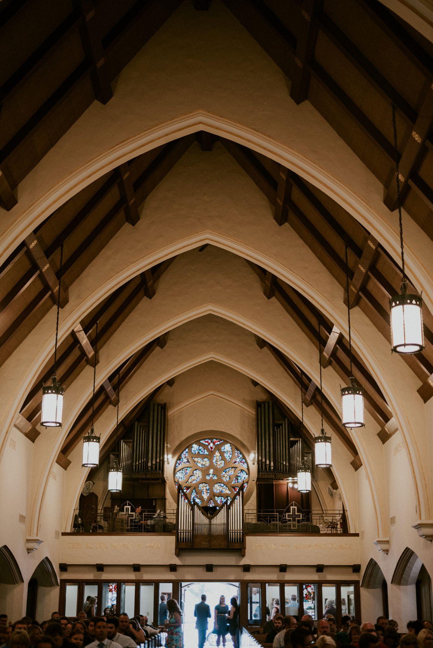 La Crosse Wisconsin Church wedding and Reception at La Crosse Center