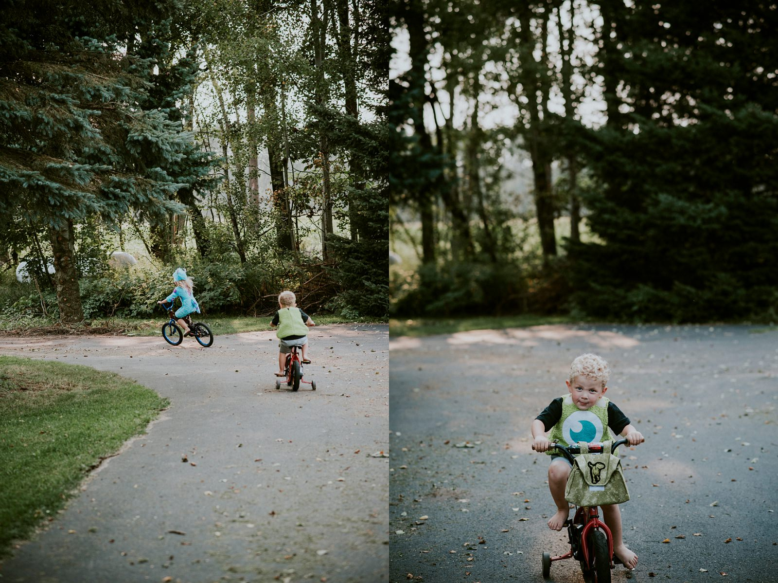 Fall Family Photography, Madison Wisconsin | Natural Intuition Photography