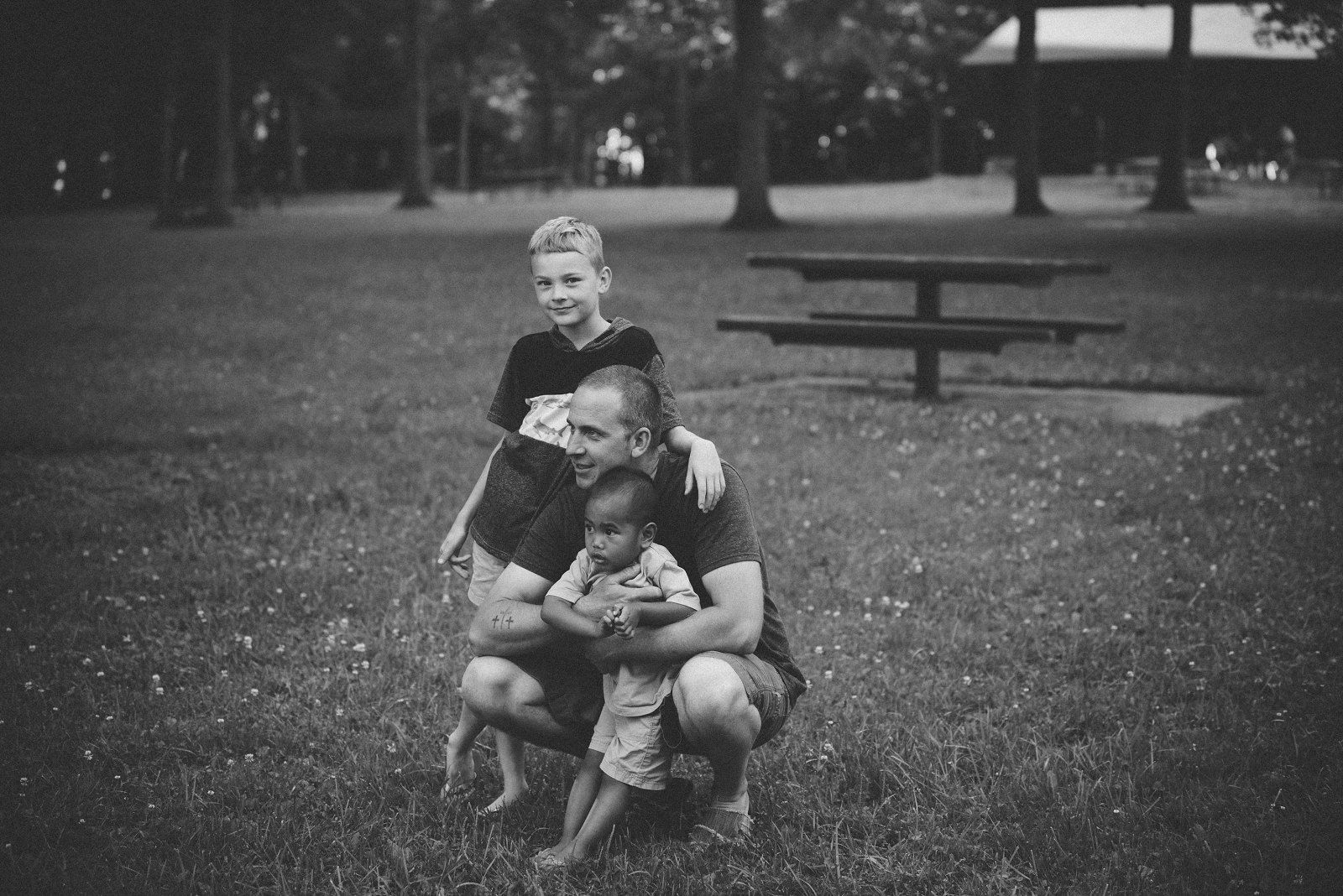 Summer Family Session in Wausau Wisconsin - Natural Intuition Photography