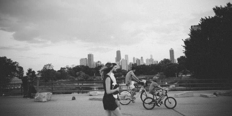 Lakeview Park Chicago Illinois, Chicago Wedding Photographer