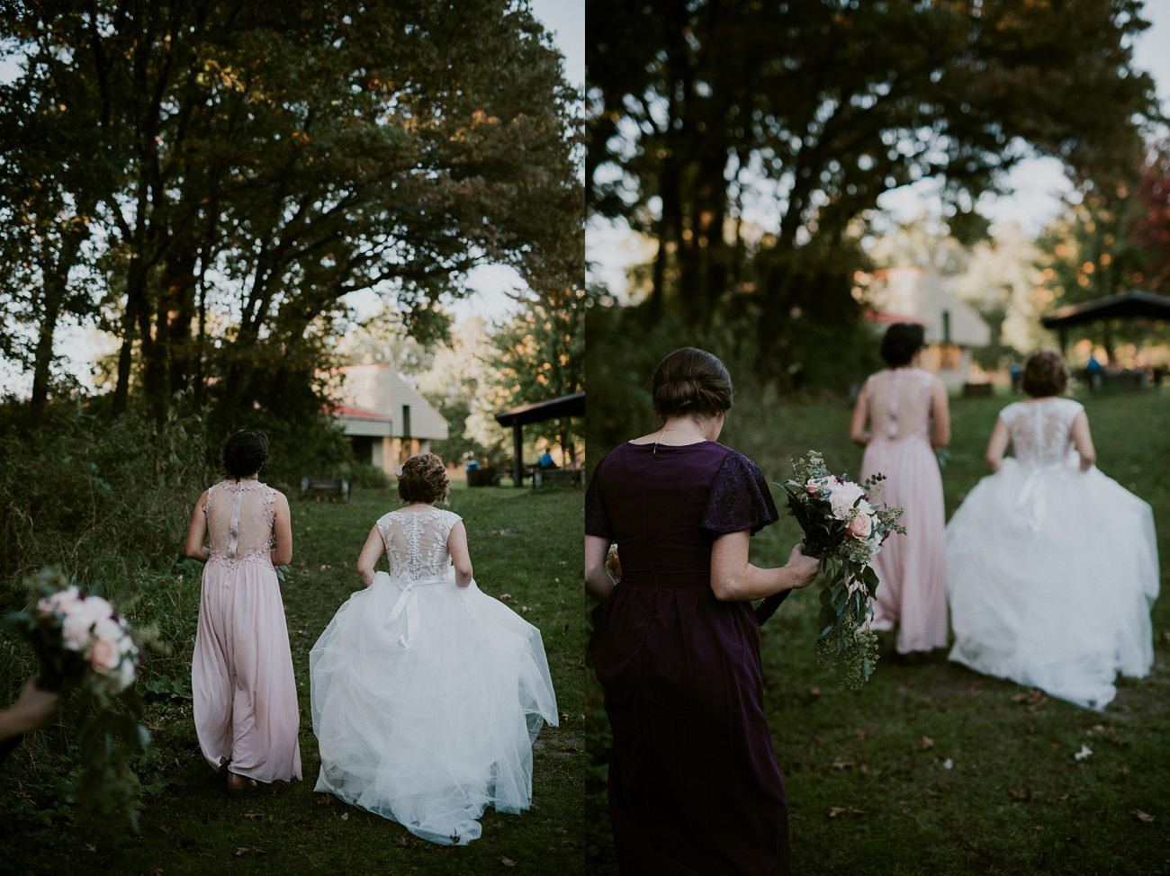 Minneapolis Elopement - Fall Elopement - Natural Intuition photography