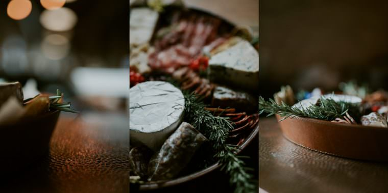 Holiday Party Must Do's, Moody Holiday Decorating, Madison WI Wedding Photographer
