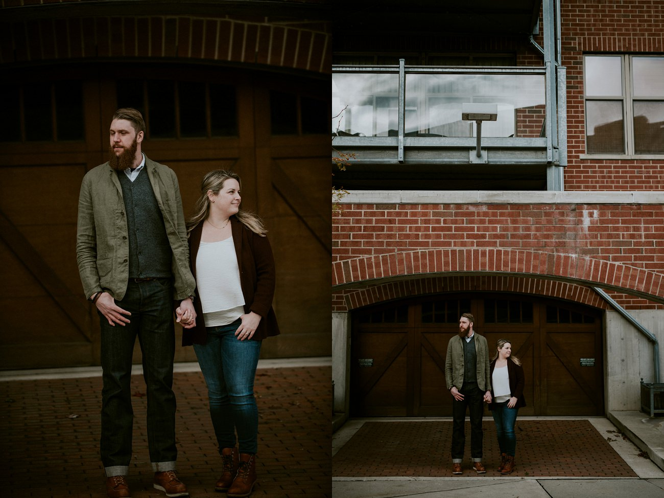 Fall City Engagement - Milwaukee Wisconsin Wedding Photographer - Natural Intuition Photography
