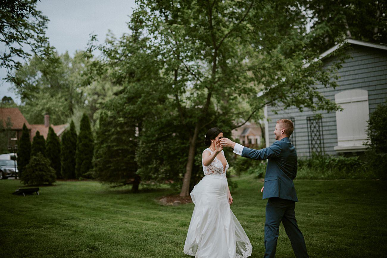 MARESSA & MATT | Milwaukee Wisconsin Wedding
