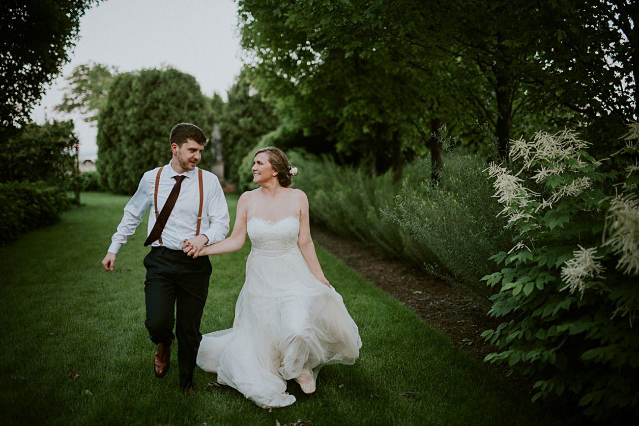 Museum Wedding - Milwaukee Wisconsin Wedding Photographer