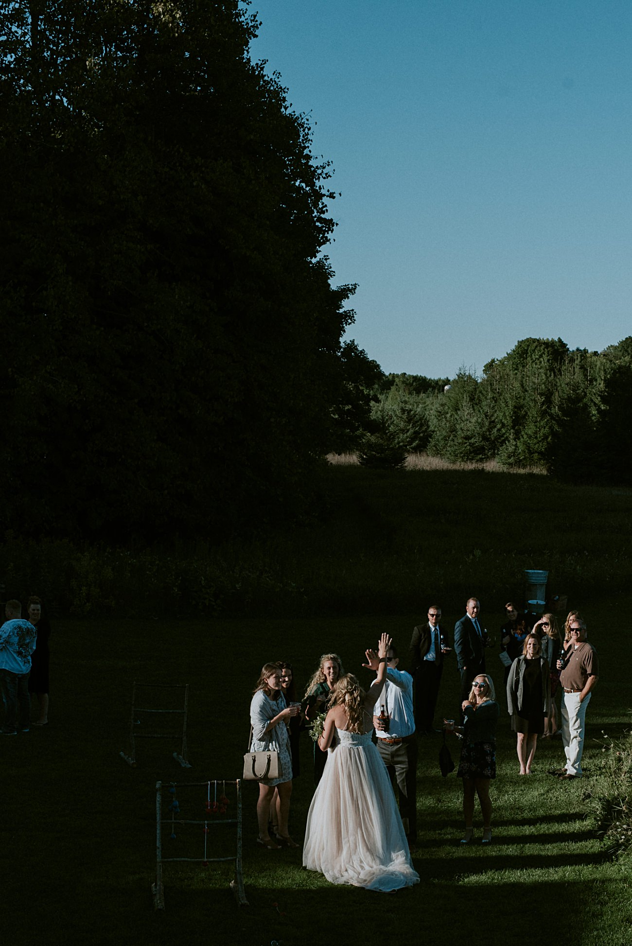 MEGHAN & ALEX | Door County Wisconsin Wedding