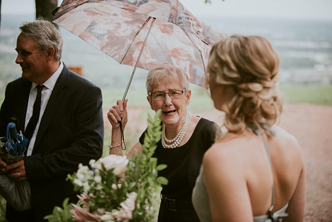 Wedding Dress with sleeves, Rib Mountain Wedding in Wausau Wisconsin - Mountaintop Wedding, Wisconsin Wedding - Natural Intuition Photography
