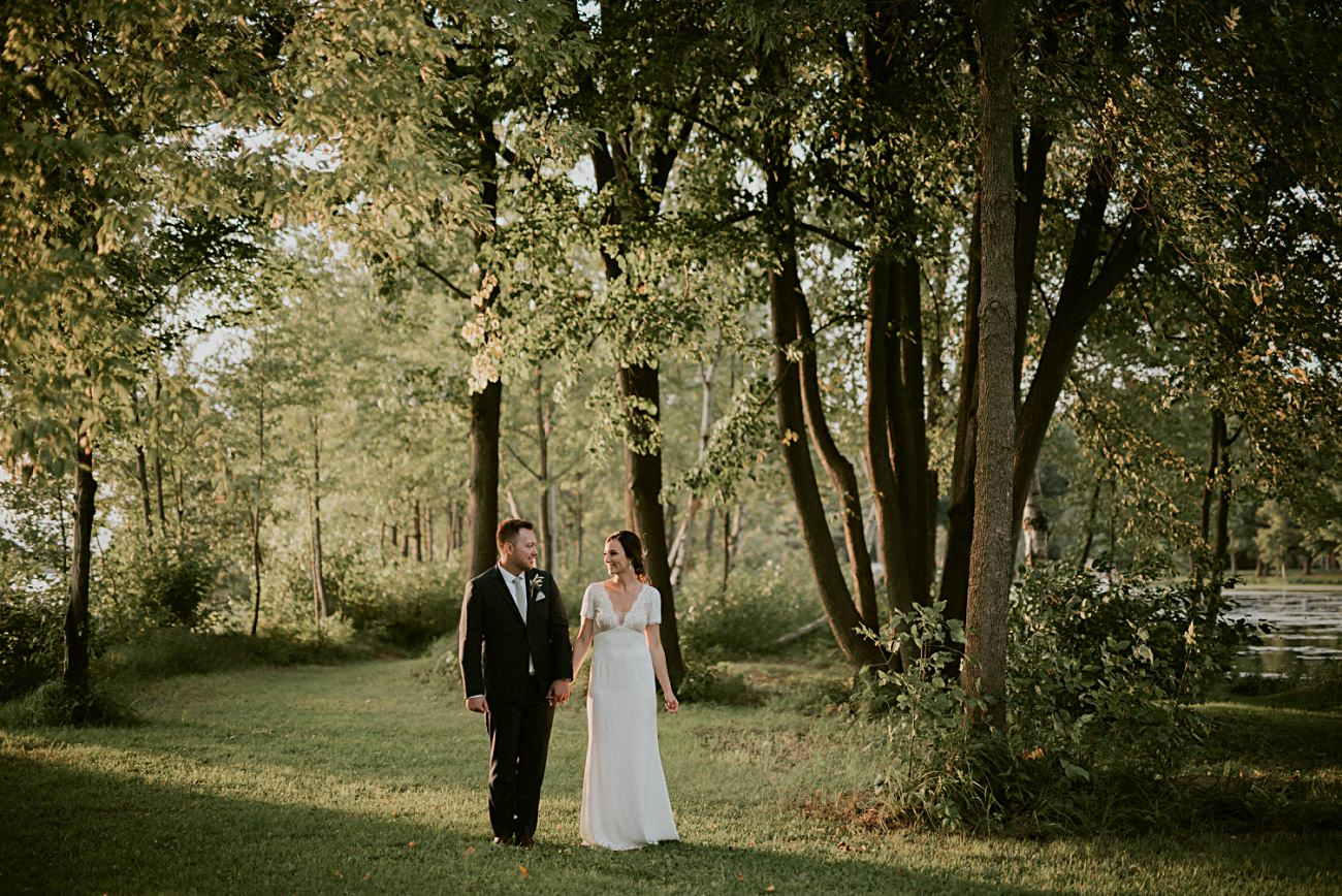 JACLYN & ELLING | Rib Mountain Wedding in Wausau Wisconsin