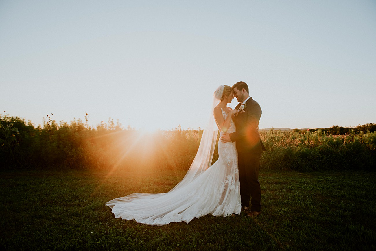 MEGHAN & MATT | Century Barn Wedding in Mt Horeb Wisconsin