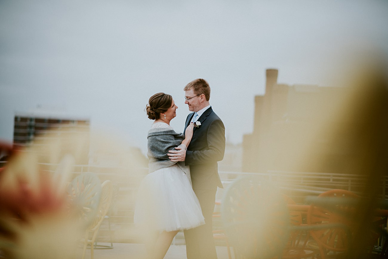 Bride and groom photos at Memorial Union Terrace Small Church Wedding, Intimate Wedding In Madison Wisconsin, Madison WI Photographer
