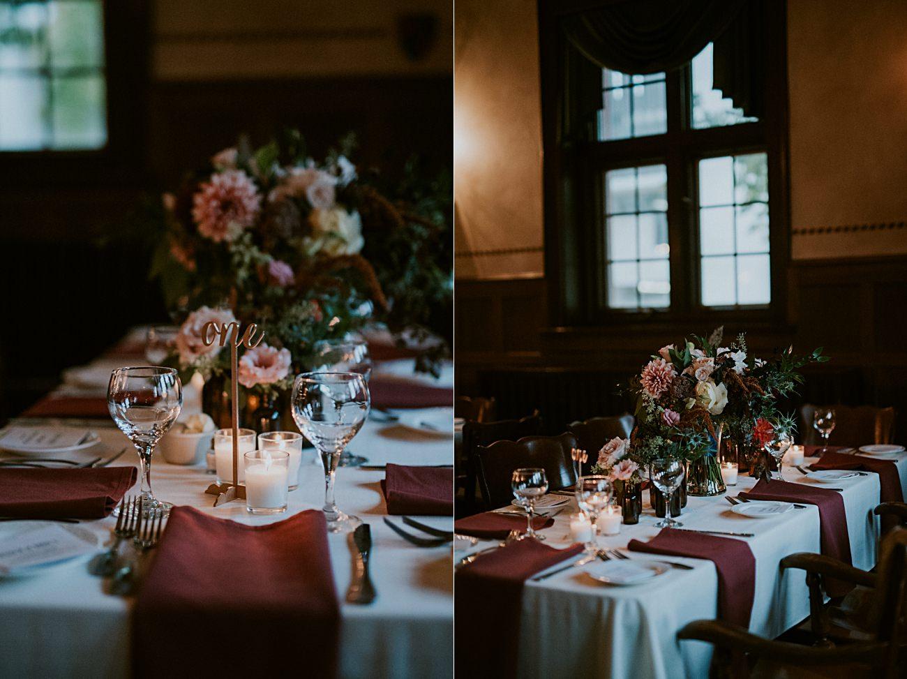 JESSICA &  KARL | University Club Wedding in Madison WI