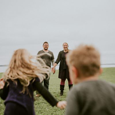 Unique Family Photos, Fall Family Photography in Madison Wisconsin Natural Intuition Photography