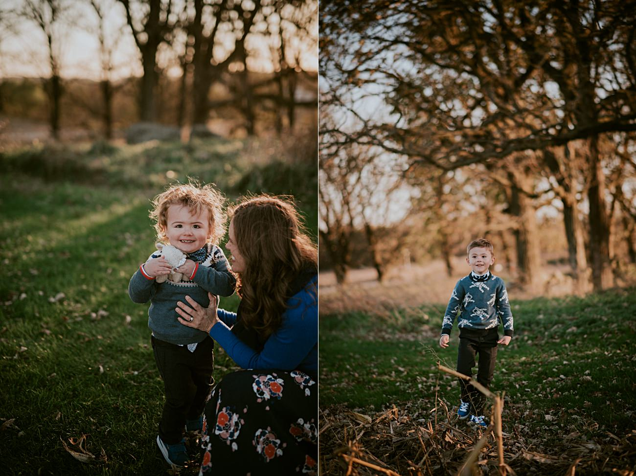 Madison Family Photographer - Fall Family Photography - natural intuition photography