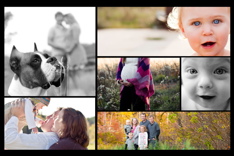 Waupaca Wisconsin Family Photographer