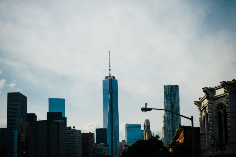 New York City - 9/11/2001