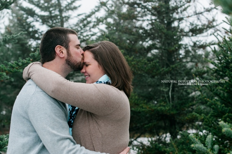 Stevens Point WI Foggy Engagement Sessionv (c) Natural Intuition Photography_0007